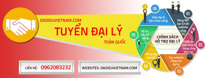 dadieuvietnam.com tuyển đại lý trên toàn quốc.